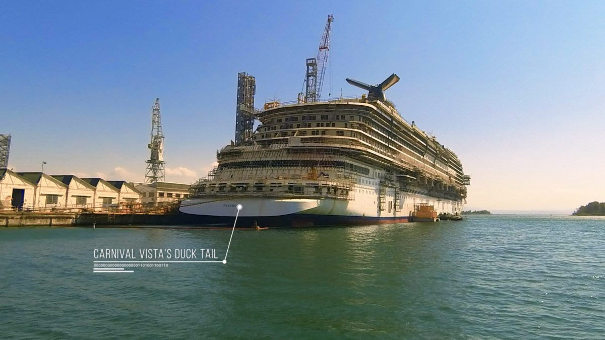 behind the scenes carnival vista episode 6 floating cityista episode 6 Floating City