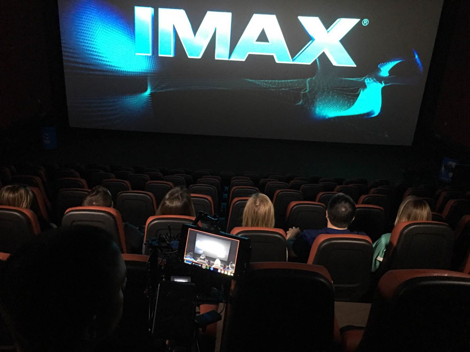 imax at the new carnival vista